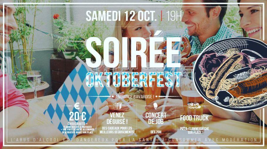 Soirée Oktoberfest